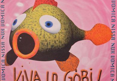 viva lo gobi ! cd Nux vomica carnaval