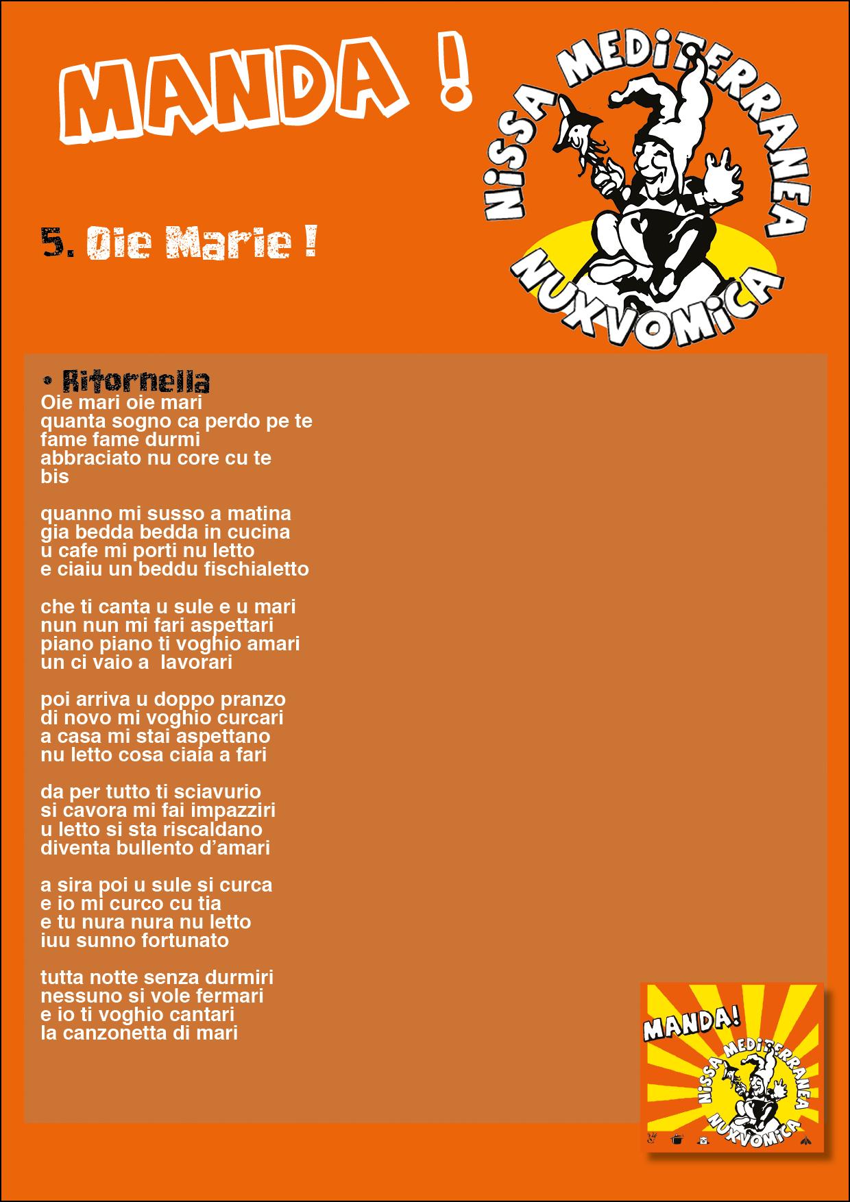 canson manda sito 5  Oie Marie