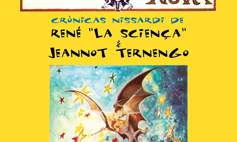 """Libre crònicas Nissardi de René """"La sciença"""" & Jeannot Ternengo"""""""