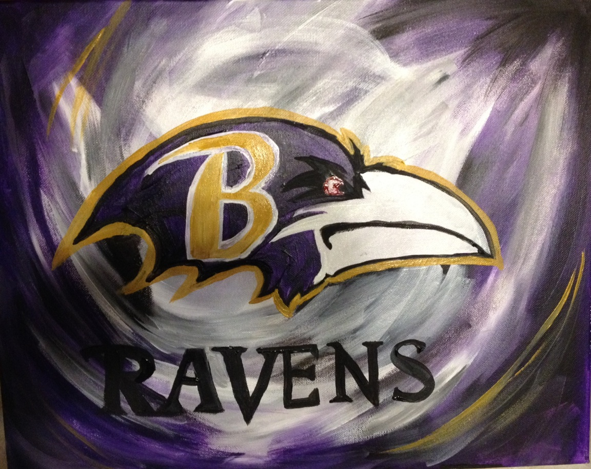 Ravens Swirl