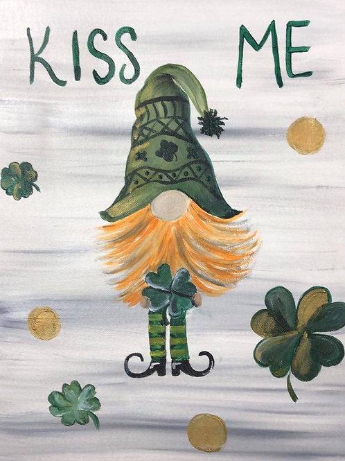 A lil Irish Gnome LIVE CLASS Feb 26th 6pm ZOOM