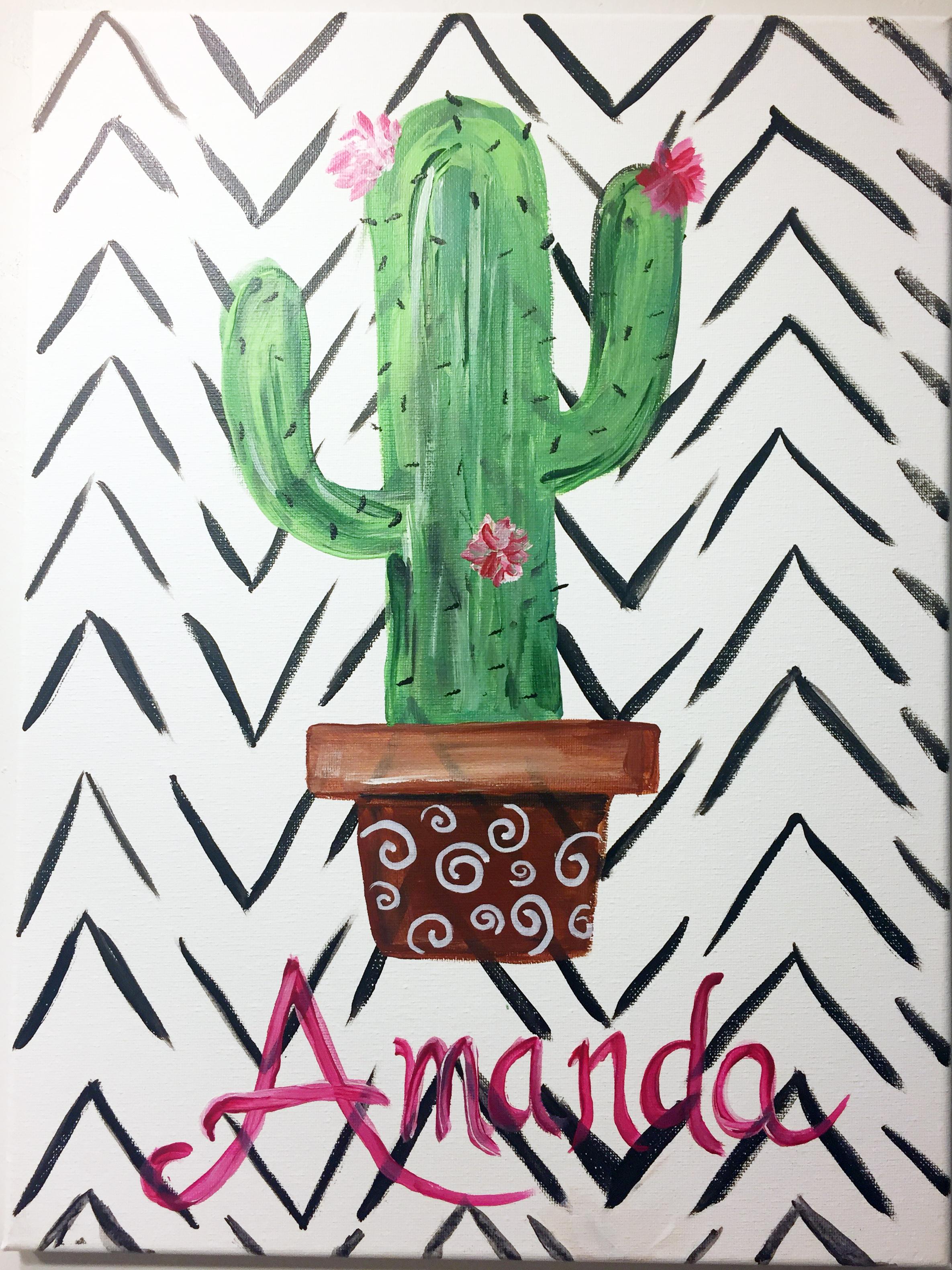 Cactus ( kid)