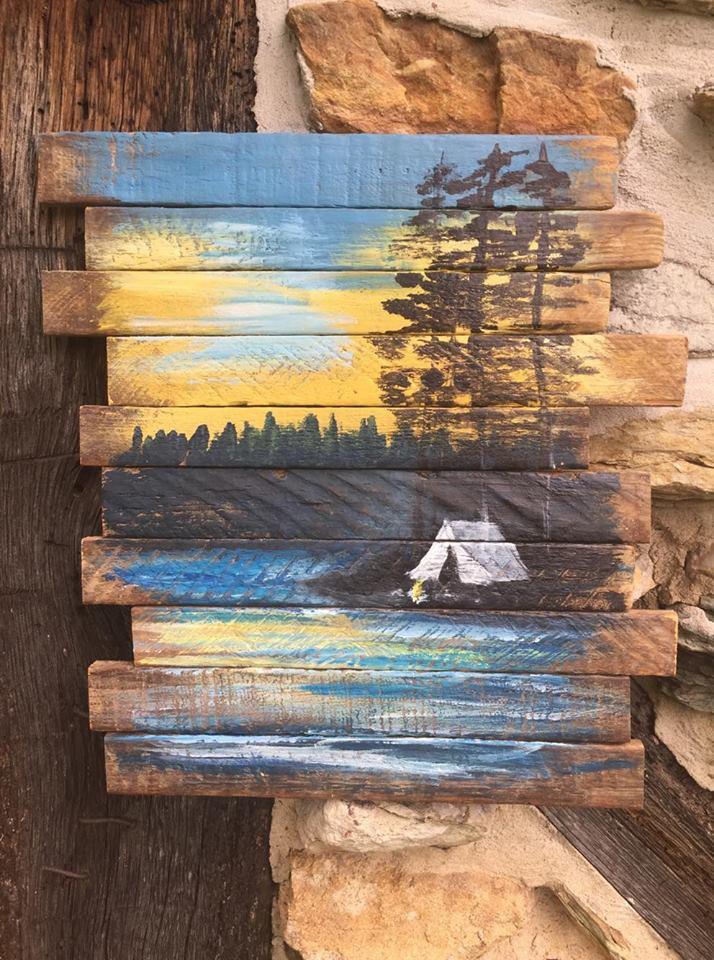 Camping Wood