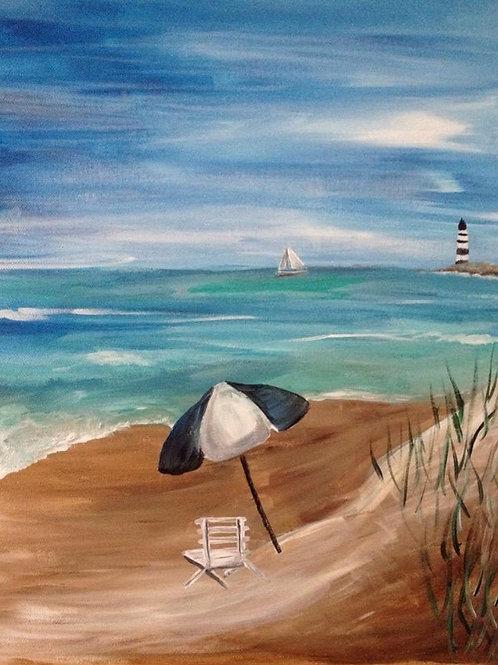 Liz Wentz Beaches & Beacons May 22
