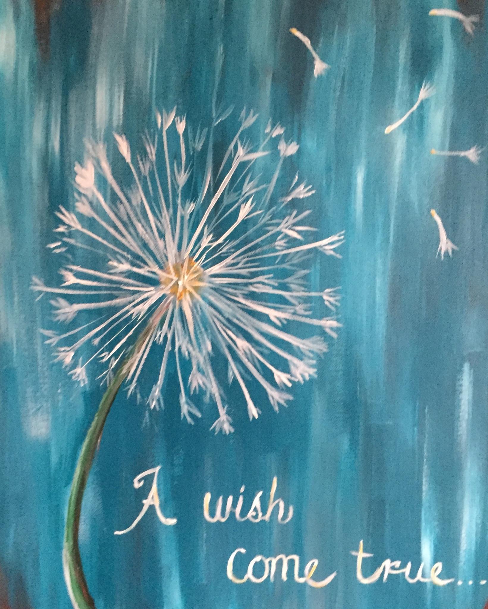 Wishful Dandelion