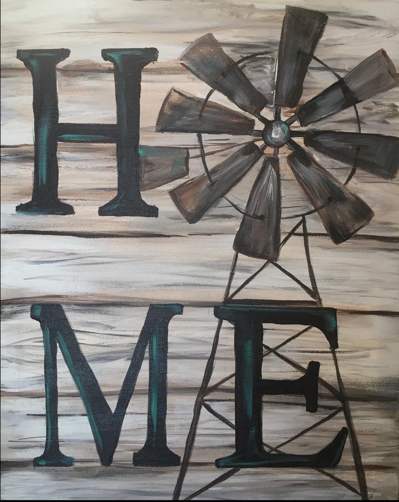 Windmill Chic