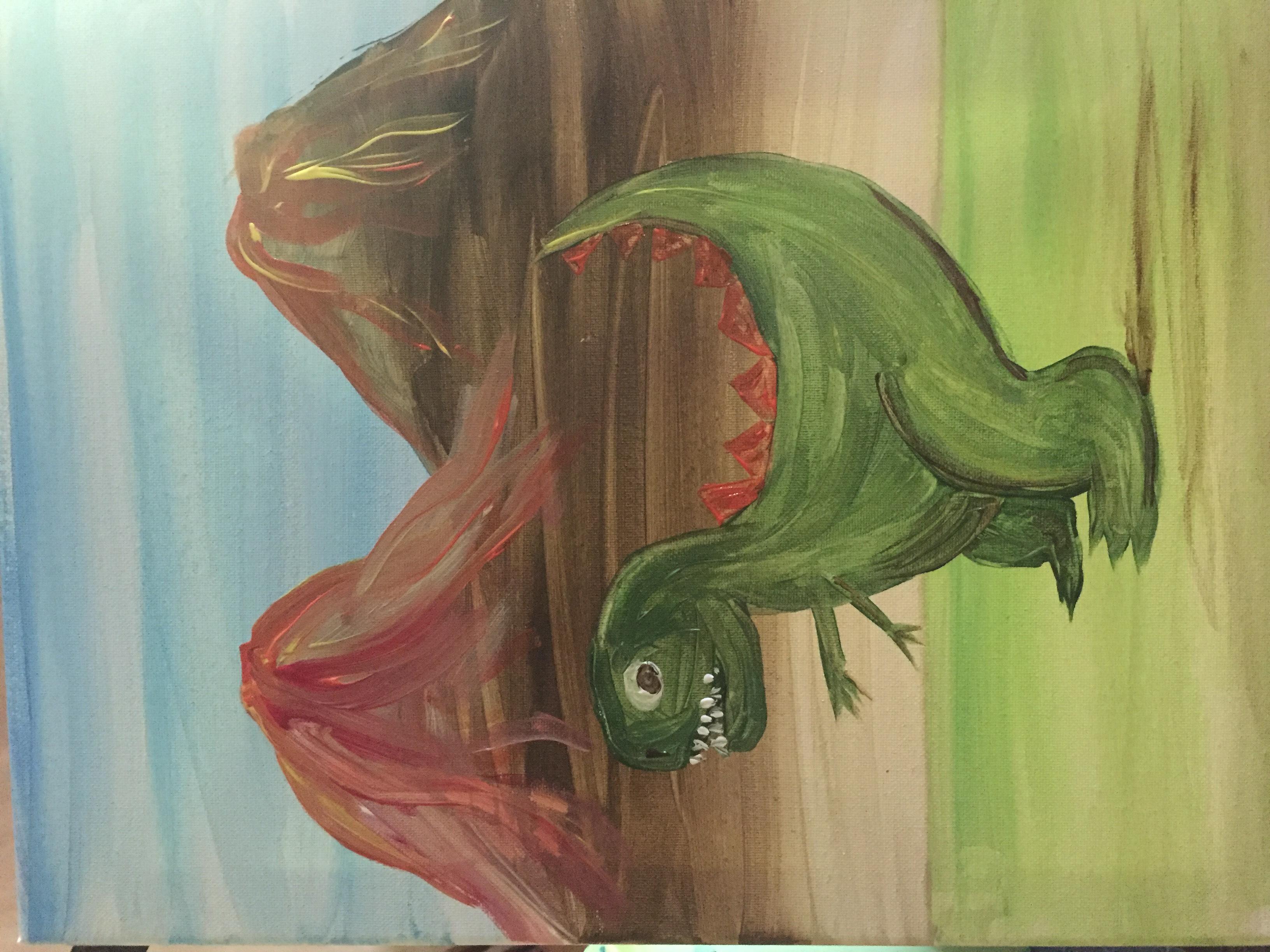 Dinosaur ( kid)