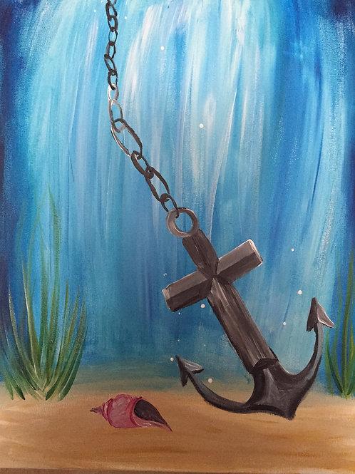 Hope Anchor- April 30th at 2pm