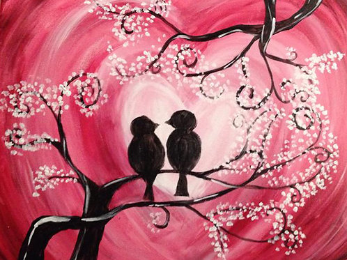 Love Birds Mystiques BRIDAL May 18th at 5:30