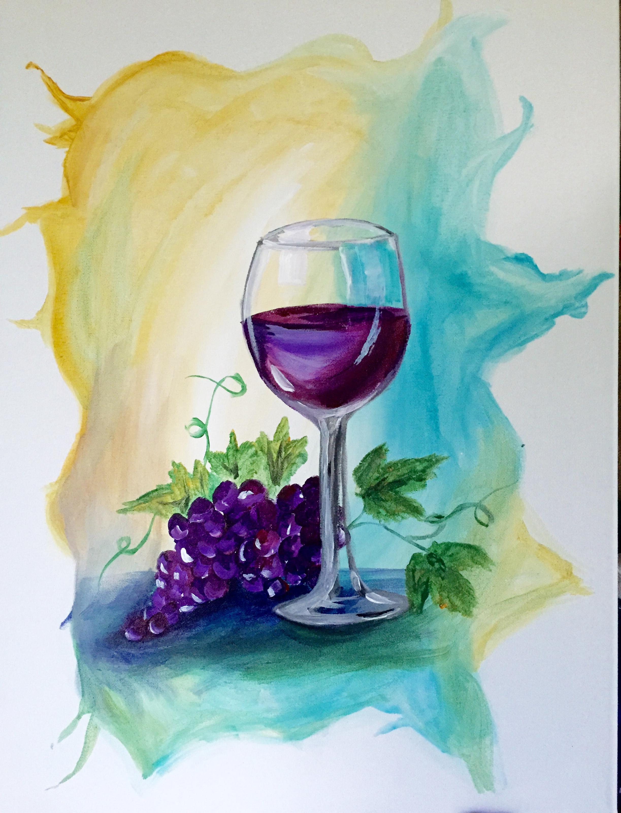 A Splash of Wine