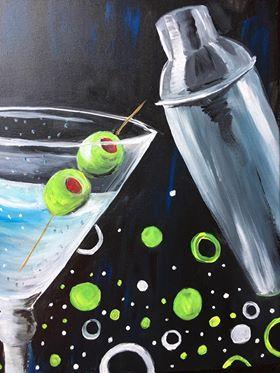 Martini Shaker