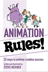 Rules for your Animation Career