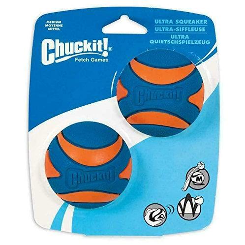 CHUCKIT! Ultra ball con SQUEAKER