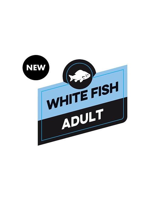 ALTUDOG Disidratato Pesce Bianco Grain free