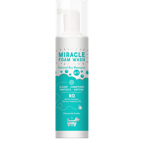 HOWND Shampoo secco Miracle Natural