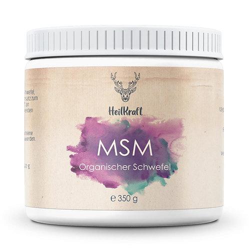 HEILKRAFT MSM zolfo organico biologico