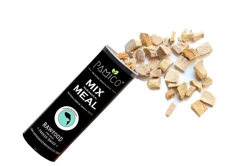 PURA/PAMICO MIX BARF 100% Filetti di Tonno liofilizzati