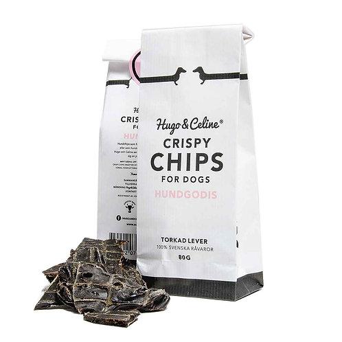 HUGO&CELINE chips di fegato