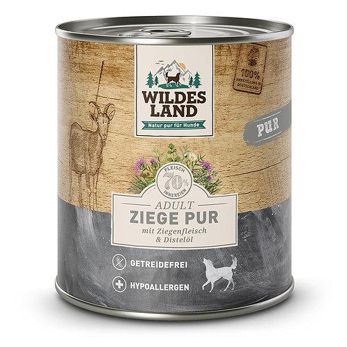 WILDES LAND  Umido completo cane Capra puro