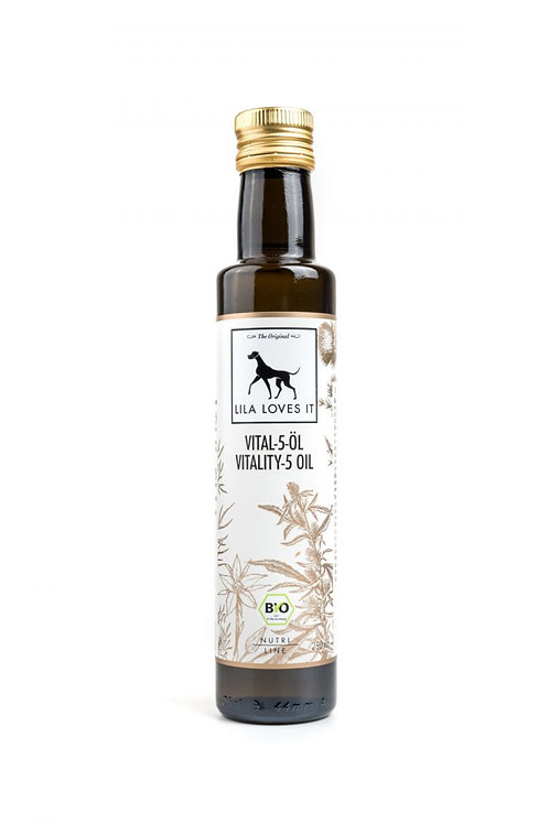 LILA LOVES IT olio biologico vitalità 5