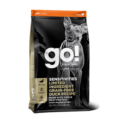 Petcurean GO!™ Sensitivity + Shine Limited Ingredient / Anatra
