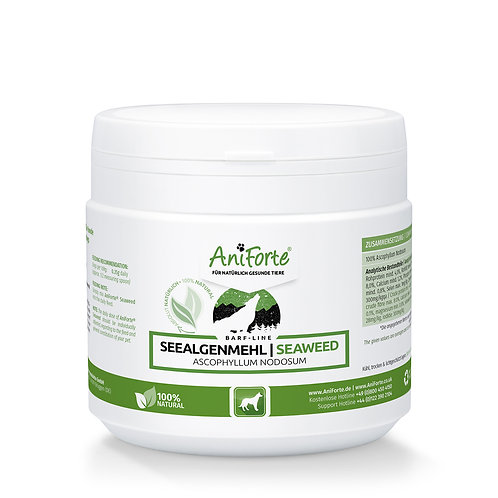 AniForte® Farina di alghe BARF-Line - Ascophyllum nodosum