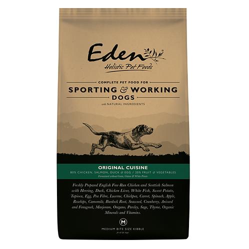 Eden Original - Working Dog Food 15KG
