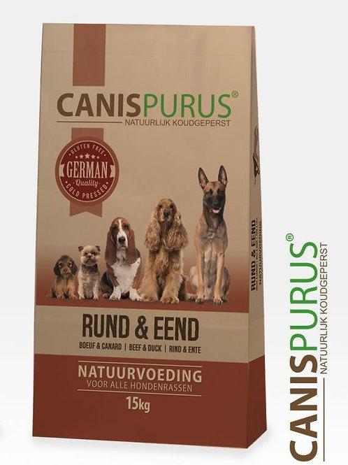 CANIS PURUS Manzo e anatra