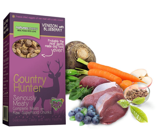 Country Hunter Superfood Crunch, Barf liofilizzata in super offerta!!