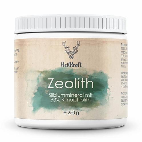 Zeolite clinoptilolite naturale 100%