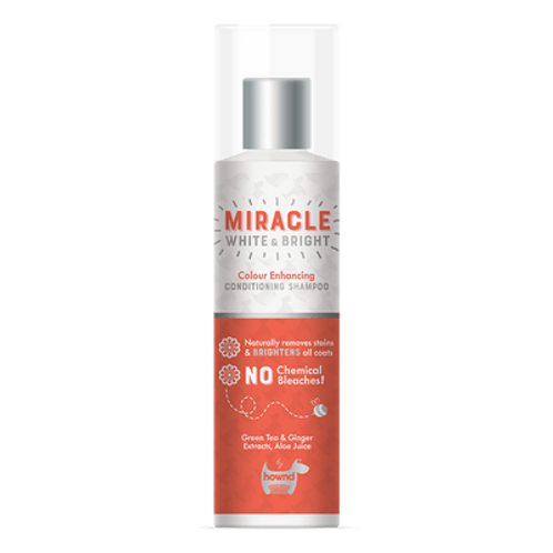 HOWND Miracle White & Bright shampoo