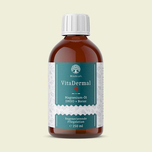 VitaDermal + - Olio di magnesio + DMSO + borace