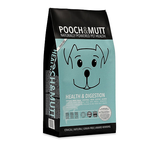 Pooch and Mutt / Health & Digestion