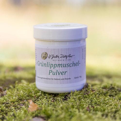 DR JUTTA ZIEGLER - polvere di cozze dalle labbra verdi