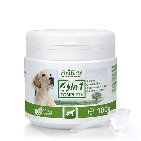 ANIFORTE 4in1 Dog Complete