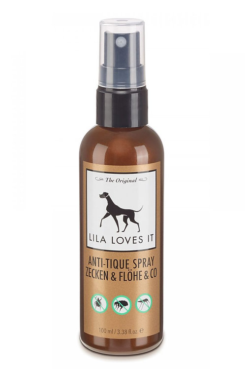 LILA LOVES IT spray naturale parassiti