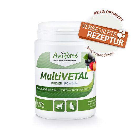 Aniforte Multi-vitaminico in polvere