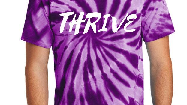 Thrive Tie Dye T-shirt