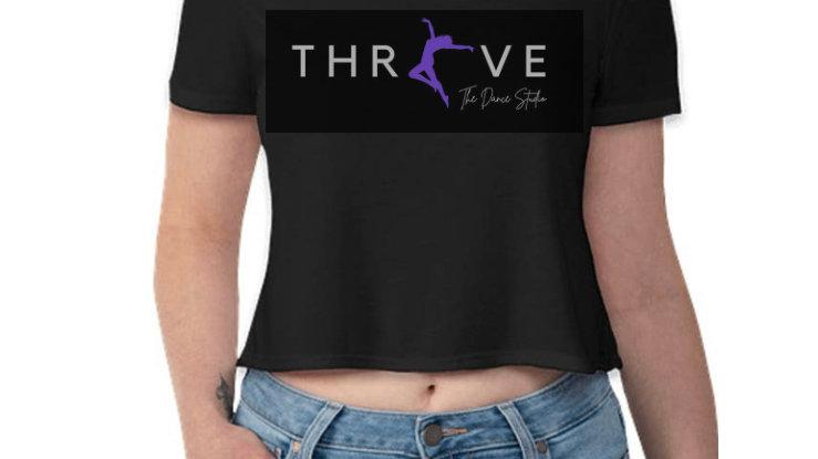 Thrive Crop T-shirt