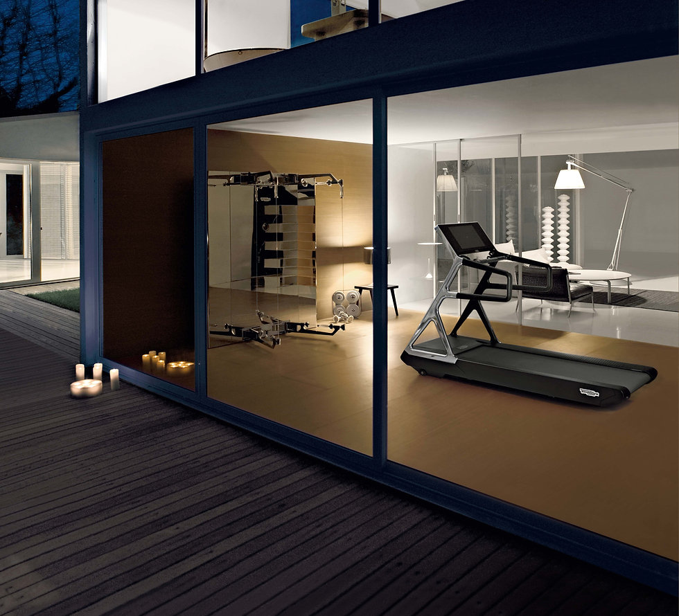 Treadmill, Home Equipment Use