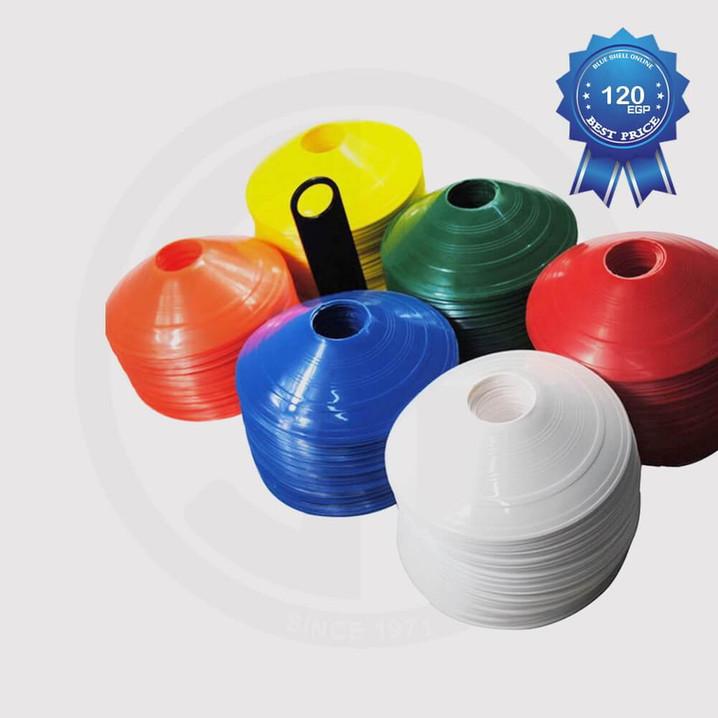 20Pcs Sport Soccer Disc Cone Sets