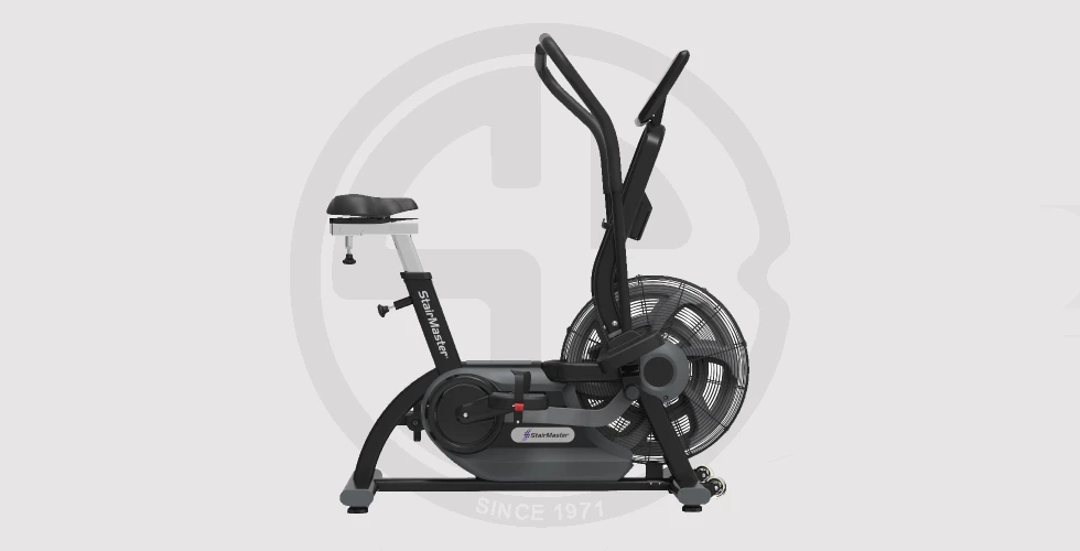 StairMaster Airfit Upright Bike - $3500