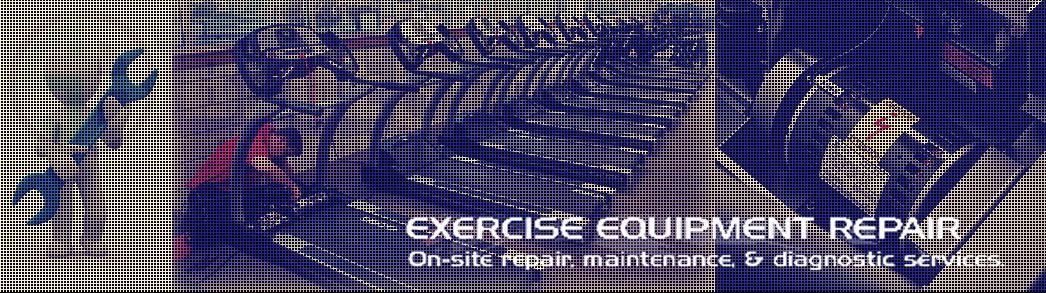 Exercise Equipment Maintenance Service