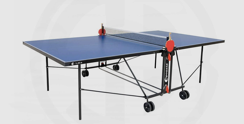 Sponeta® Table Tennis Table  Outdoor S1-43e - Made in Germany