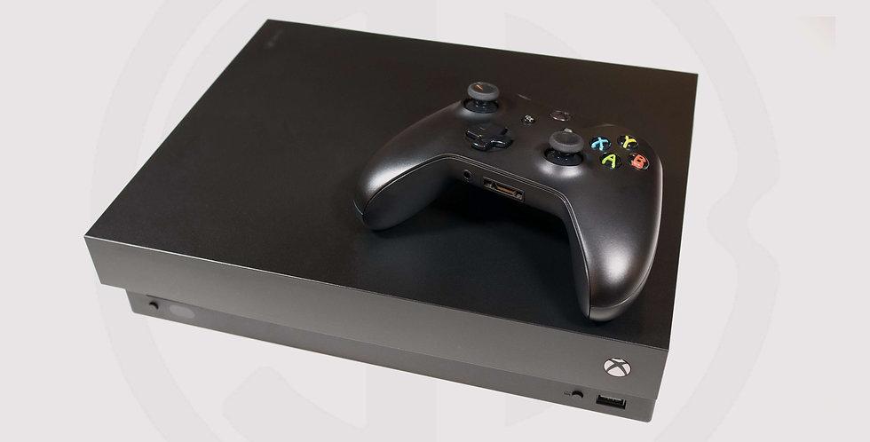 Xbox One X console 1TB