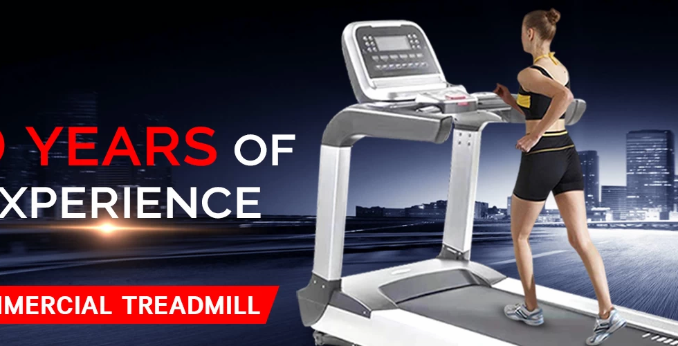 10 Years Of Experience, Treadmills
