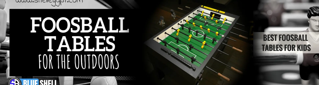Foosball Tables For Sale In Egypt, Blue