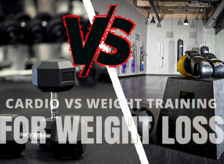 Cardio vs Weights. Which is better for burning fat?