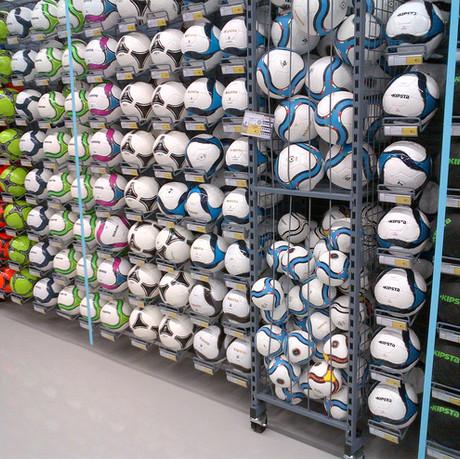 Sports Balls - Blue Shell sporting goods