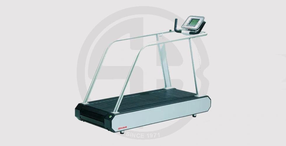 Treadmill with handrails Tread - 38,500 EGP